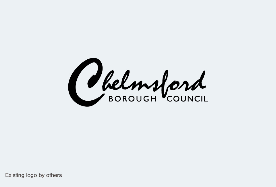 chelmsford existing logo design