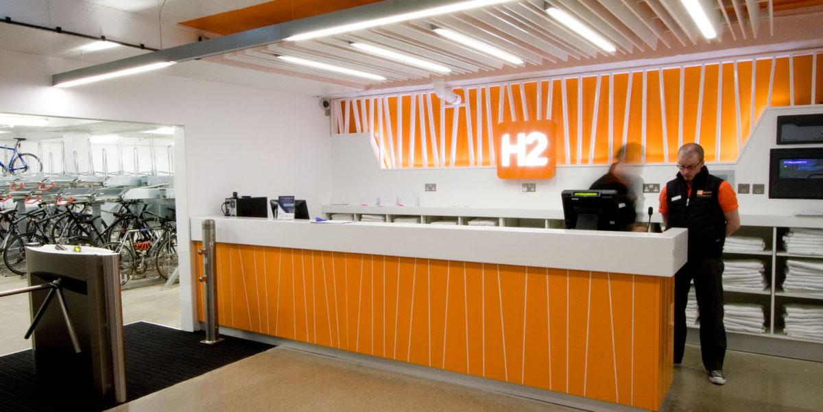 H2 Branding London