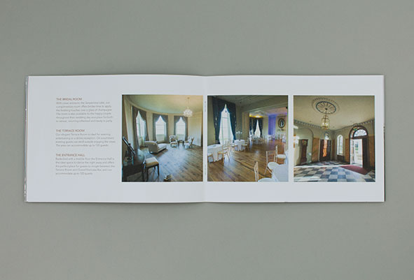 Brochure Design Hylands Estate