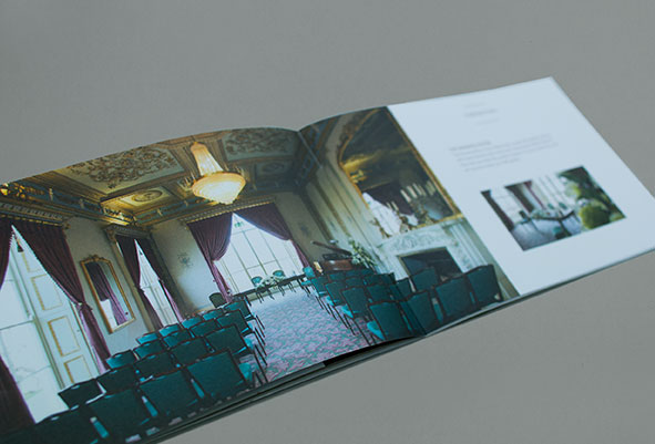 Hylands Brochure Design Essex
