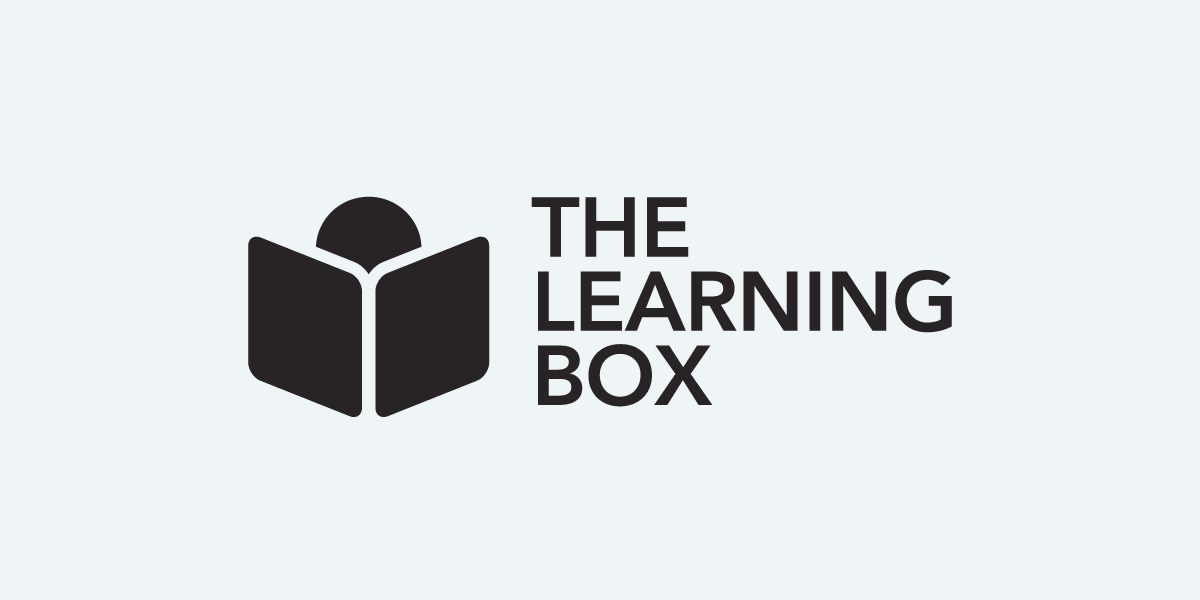 logo-design-learning-box-bw