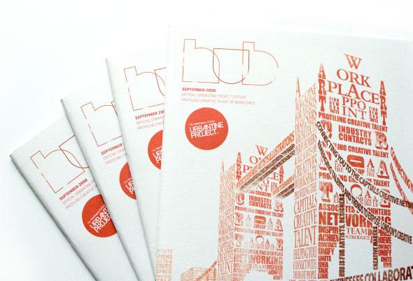 Magazine Design - Hub