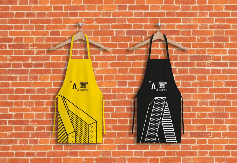 Creative Design Aprons for Artists