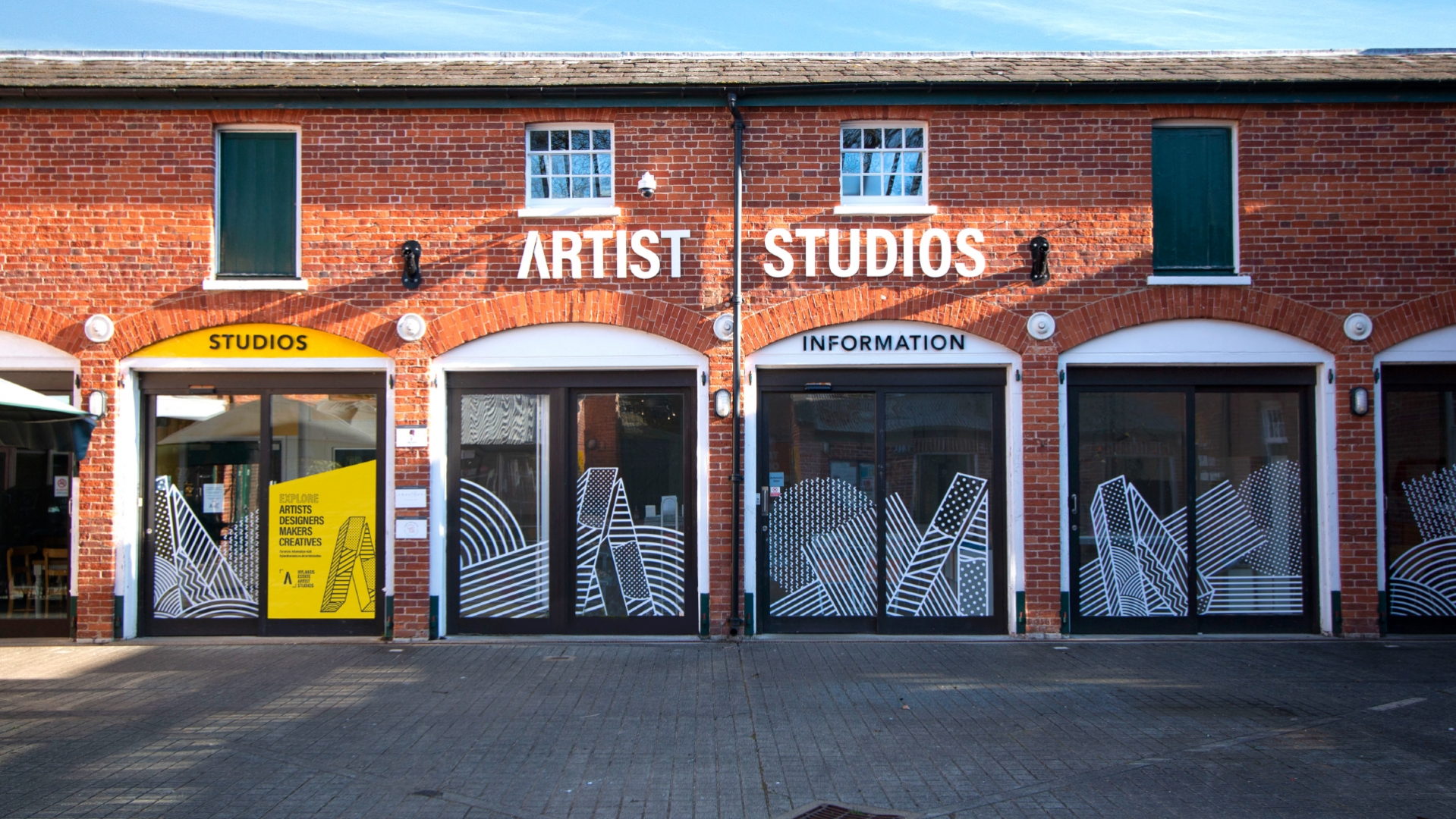 Environmental Graphics Artist Studios