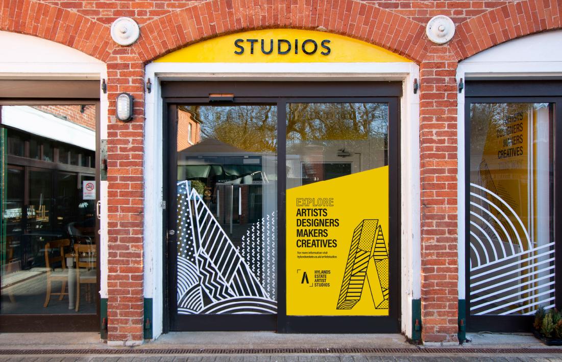 Wayfinding Designers Artist Studios